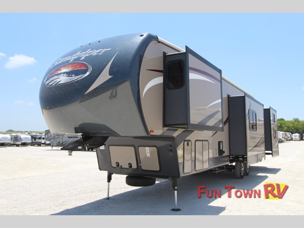 Furniture Stores In Amarillo 81+ Bunkhouse Fifth Wheels For Sale Fun Town Rv - New 2015 ...