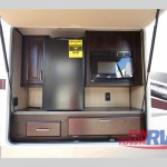 Palomino Compass Fifth Wheel Outdoor Kitchen