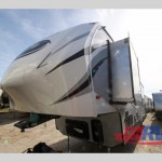 Forest River Cherokee Wolf Pack 275Pack18 Fifth Wheel Toy Hauler Exterior