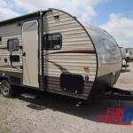 Forest River Cherokee Wolf Pup Travel Trailer