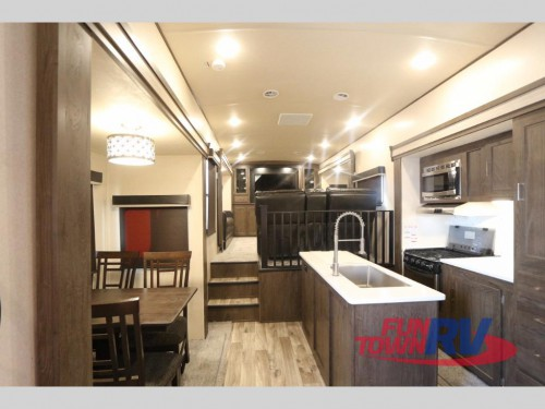 Salem Hemisphere Lite Fifth Wheel Interior