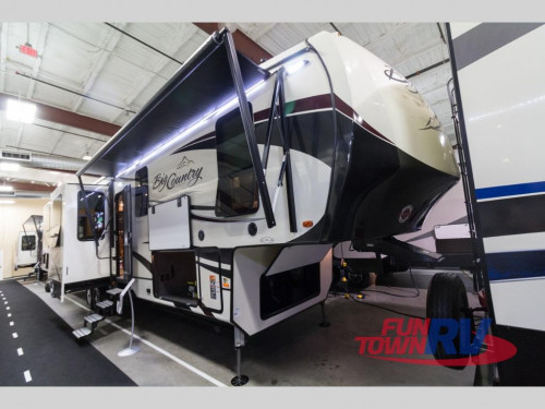 Heartland Big Country 4011 ERD Fifth Wheel