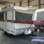 Folding Pop-Up Camper