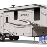 2017 Jayco Eagle Fifth Wheel