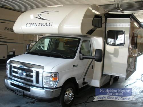 2018 Thor Motor Coach Chateau Motorhome