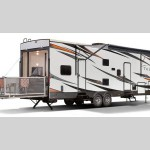 Jayco Talon Toy Hauler Fifth Wheel