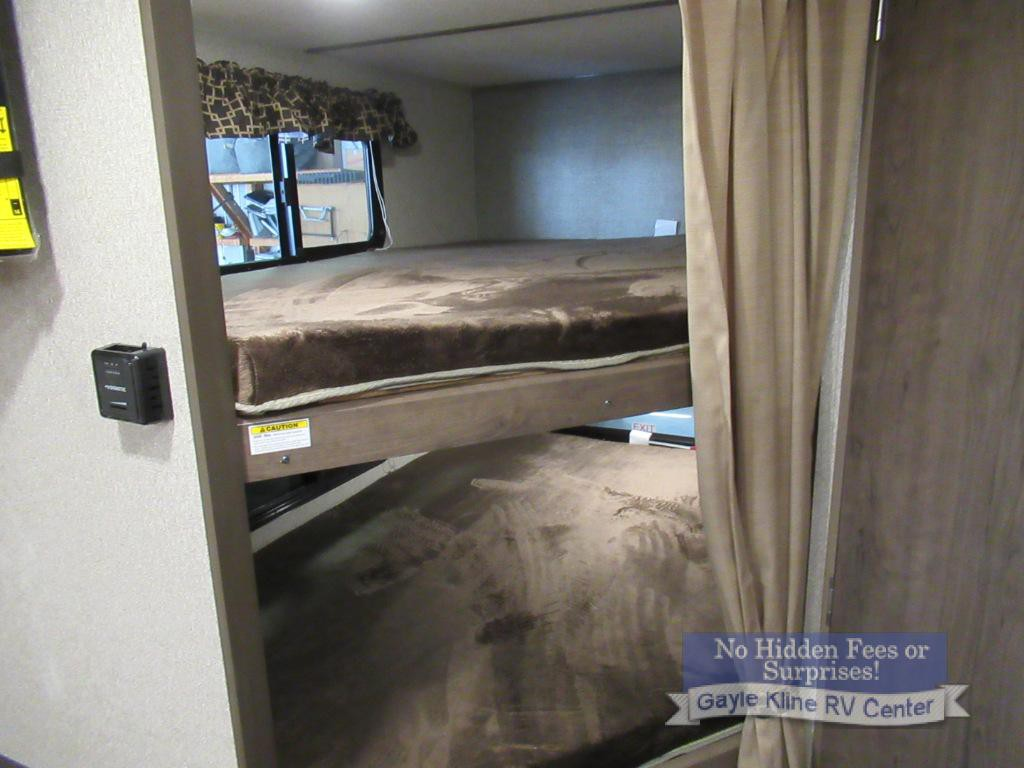 keystone passport bunks