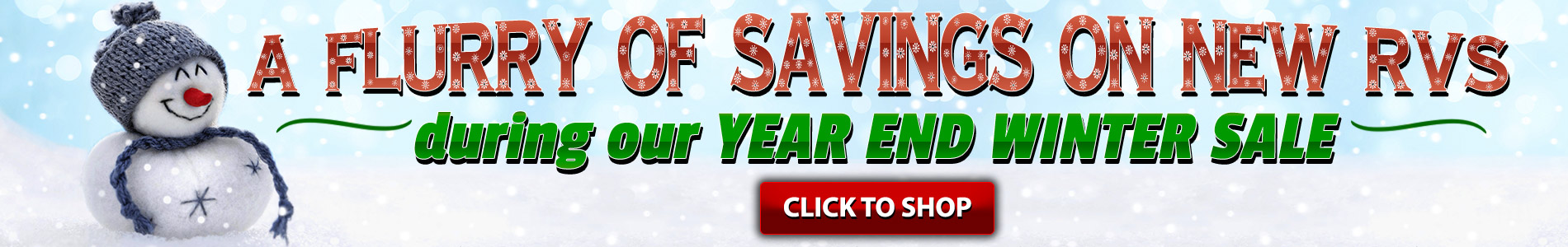 flurry of savings