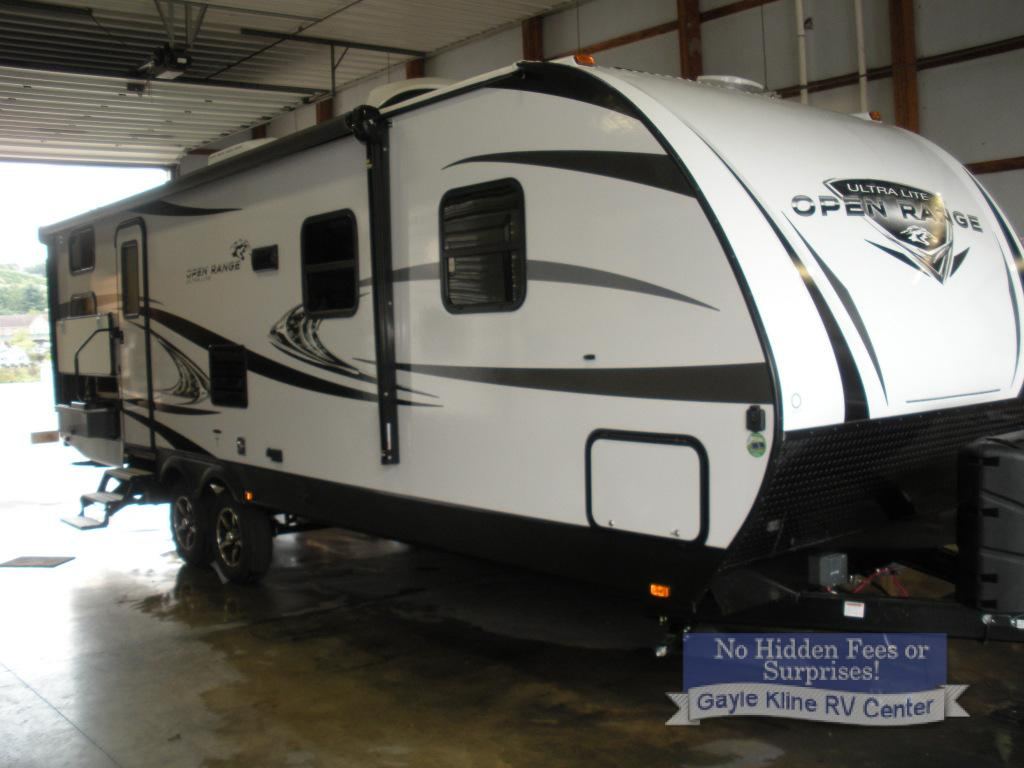 2018 Highland Ridge RV Open Range Ultra Lite UT2802BH