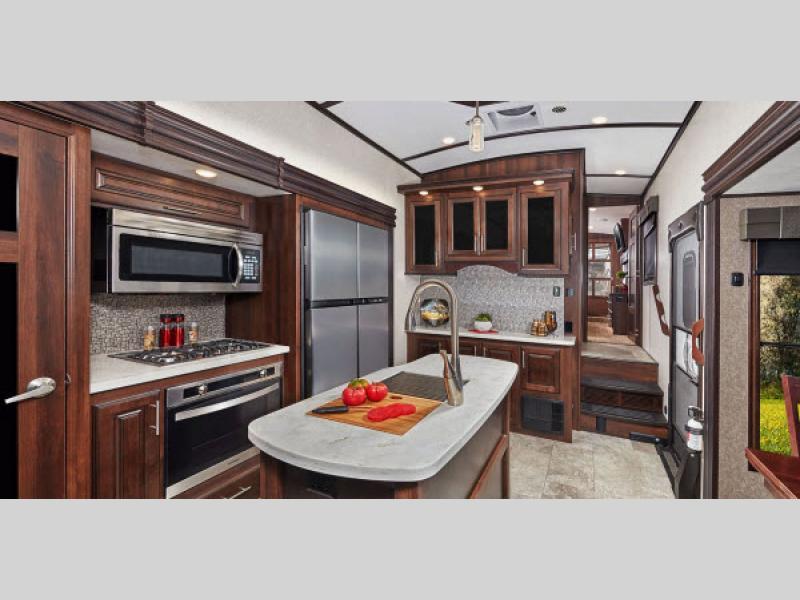 north point rv kitchen