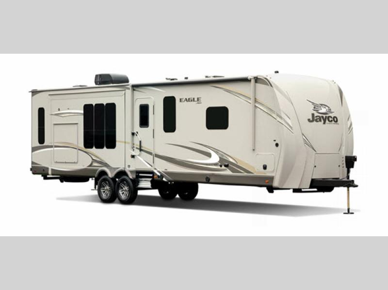 Jayco Eagle and Eagle HT Fifth Wheels and Travel Trailers - Gayle