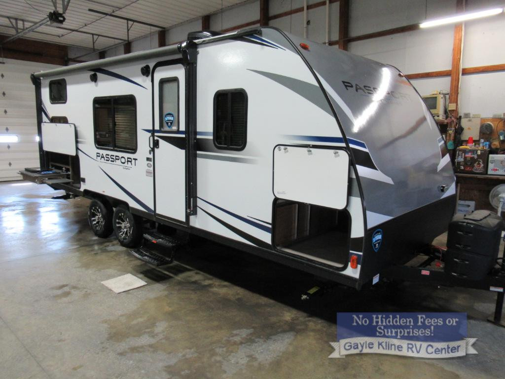 2019 Keystone RV Passport 239ML Express