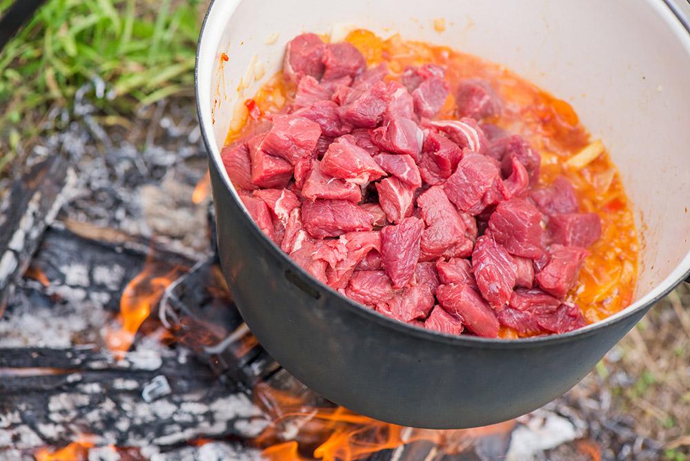 Fall Camping Recipes