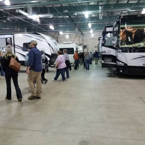 Trailers & Motorhomes Indoor RV Show at Cal Expo