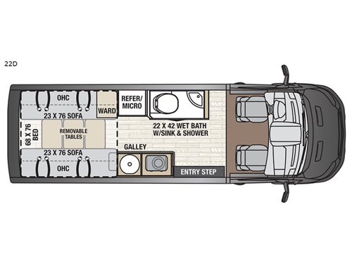 Coachmen_Beyond_22D_Floorplan