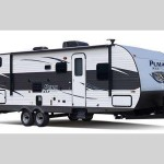 Check out the new Puma XLE travel trailer.
