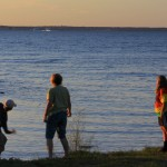 Mackinac Bridge Scenic Campground