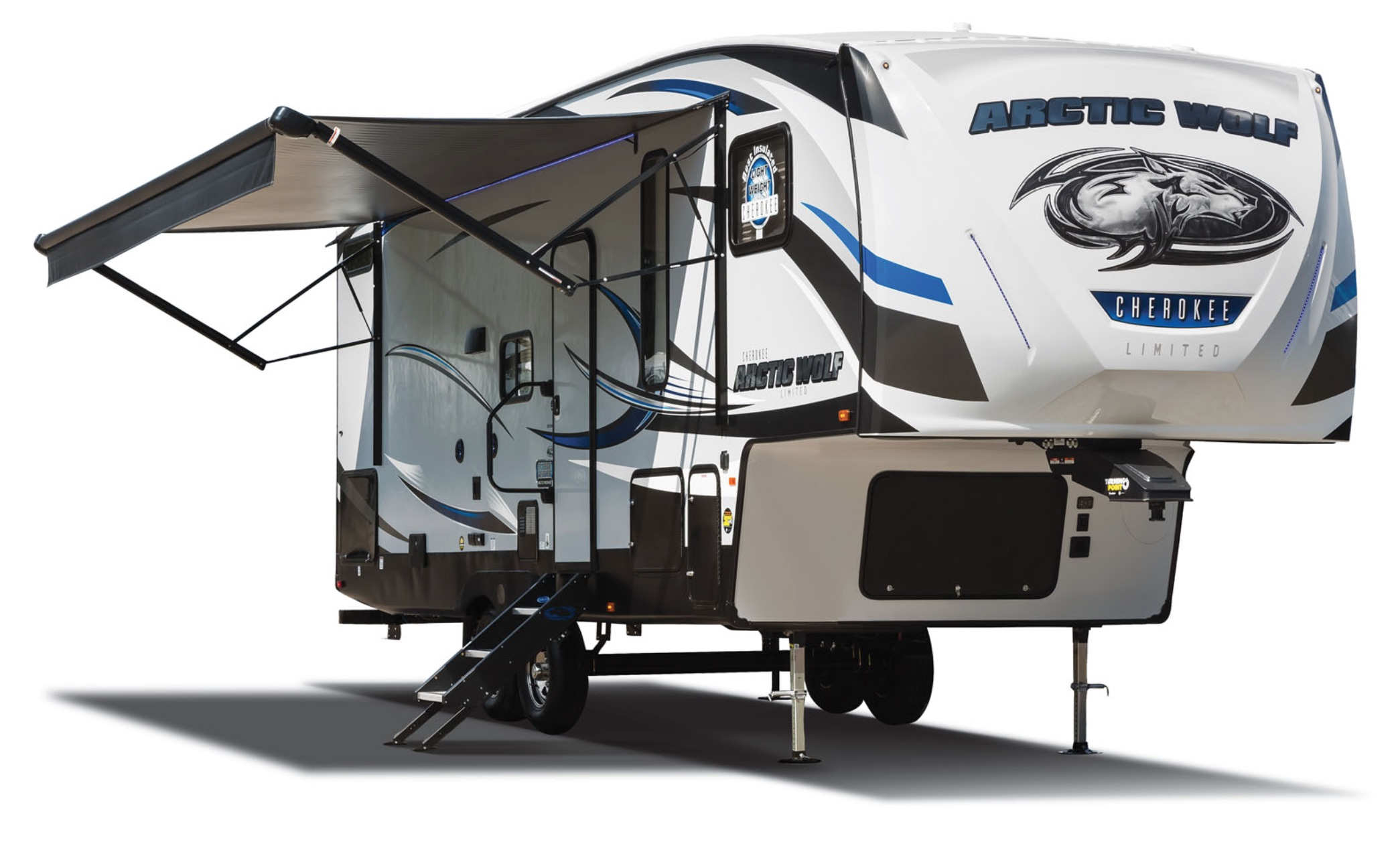 Forest River Cherokee Arctic Wolf Fifth Wheel Review