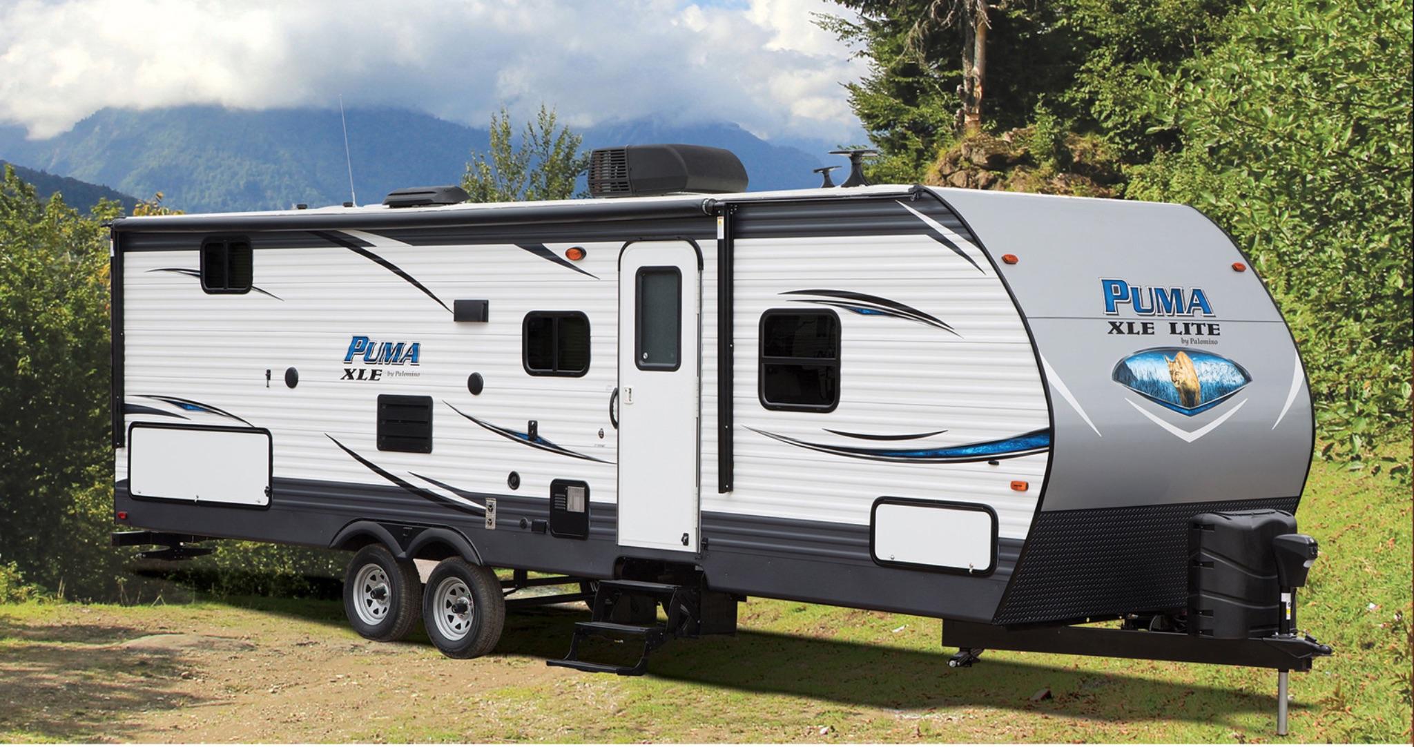 Palomino Puma XLE Lite Travel Trailer