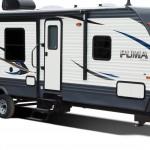 2018 Palomino Puma Travel Trailer Exterior