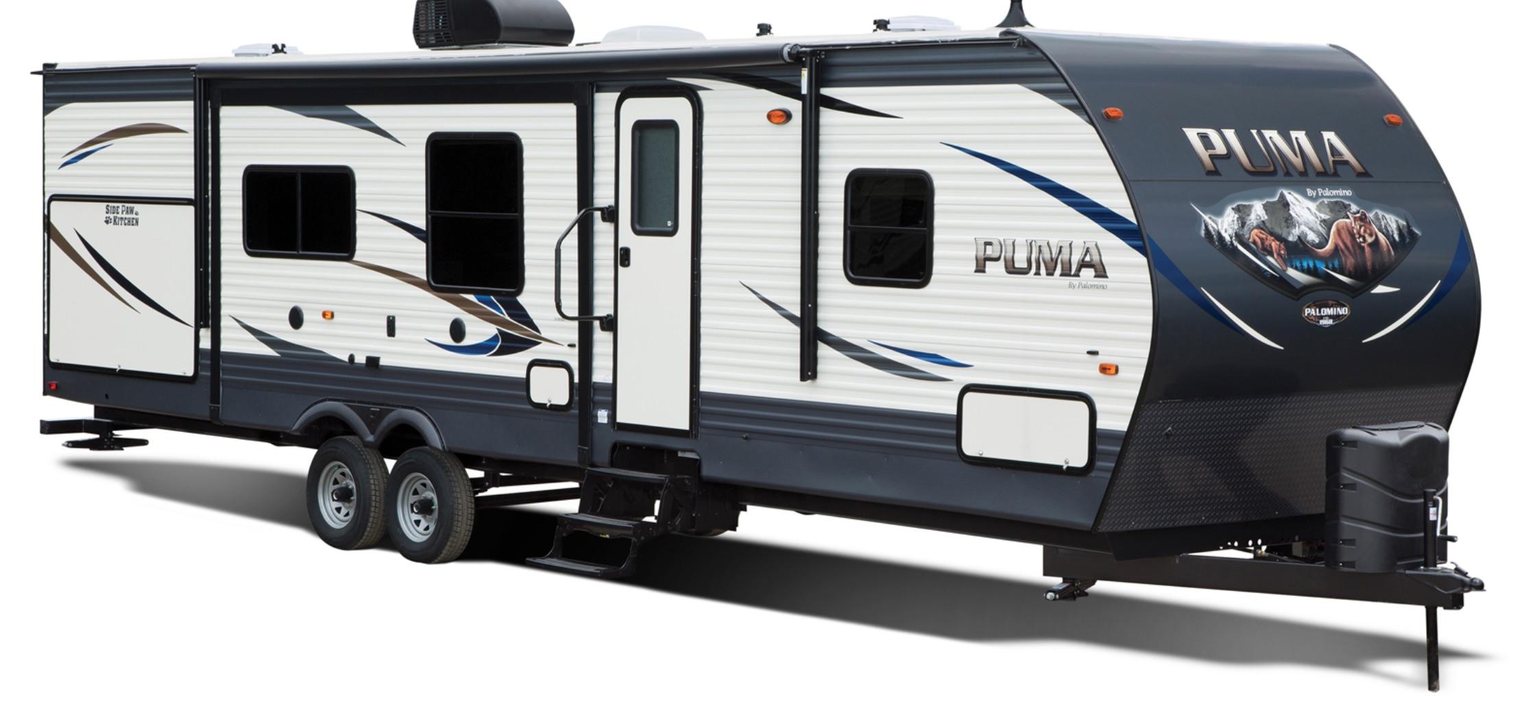 2018 Palomino Puma Travel Trailer Review