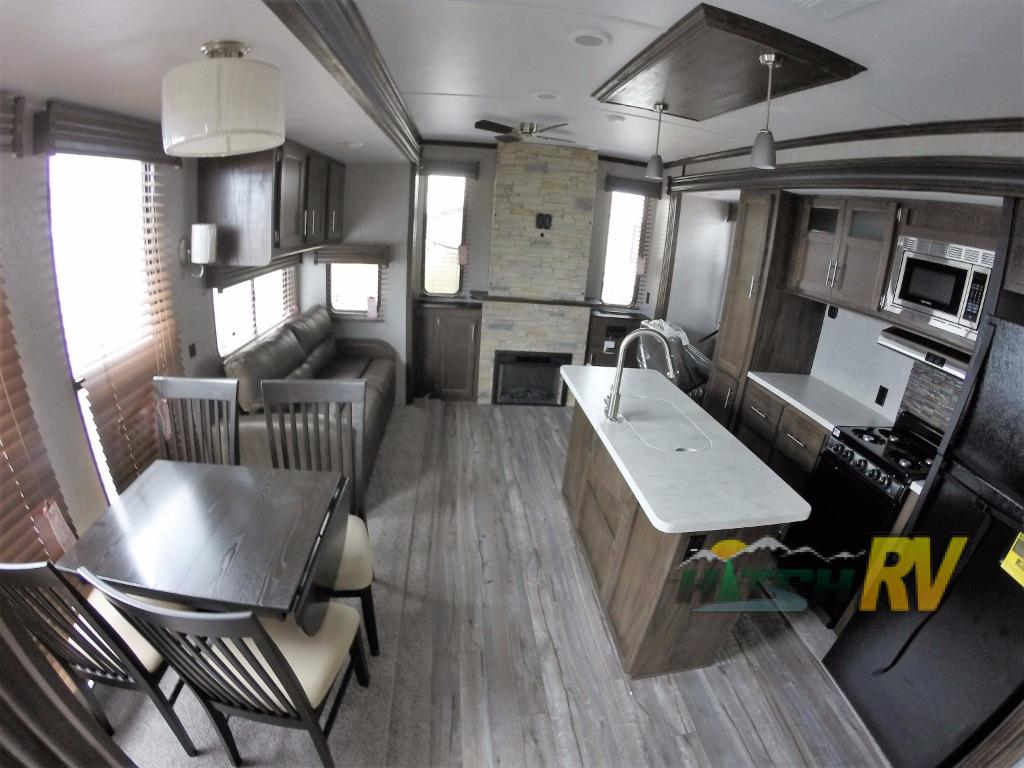 2019 Forest River Cherokee Destination Trailers Review