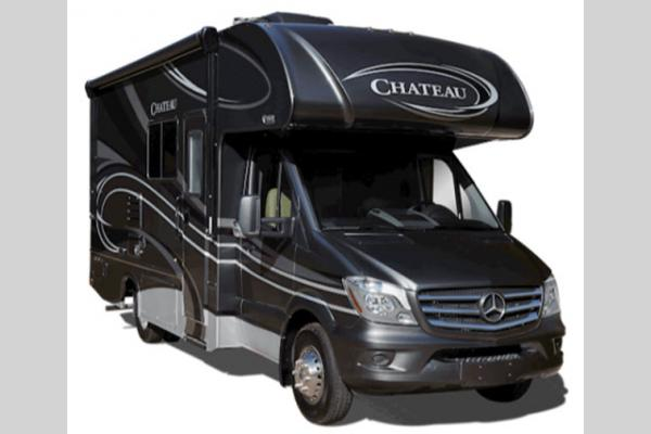 Mercedes Benz Rv >> Chateau Sprinter Motor Home Review Perfect For The Retired