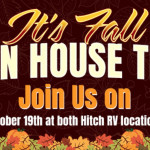 Hitch RV Open House Banner