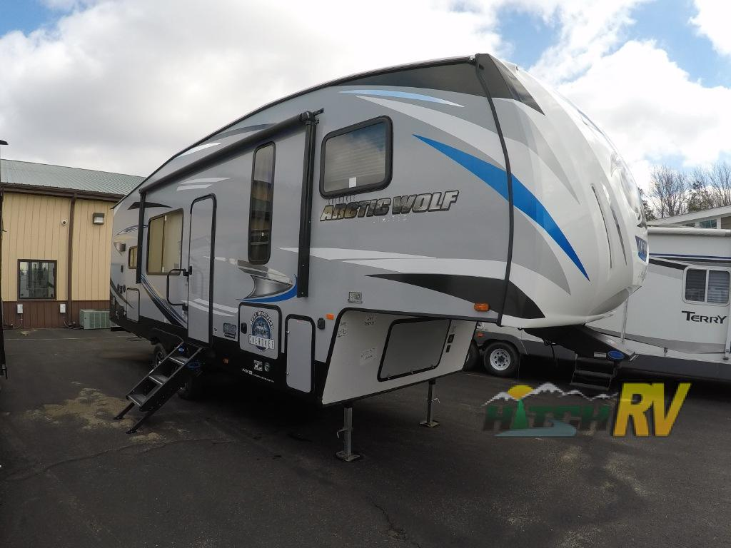 Arctic Wolf Fifth Wheel for sale