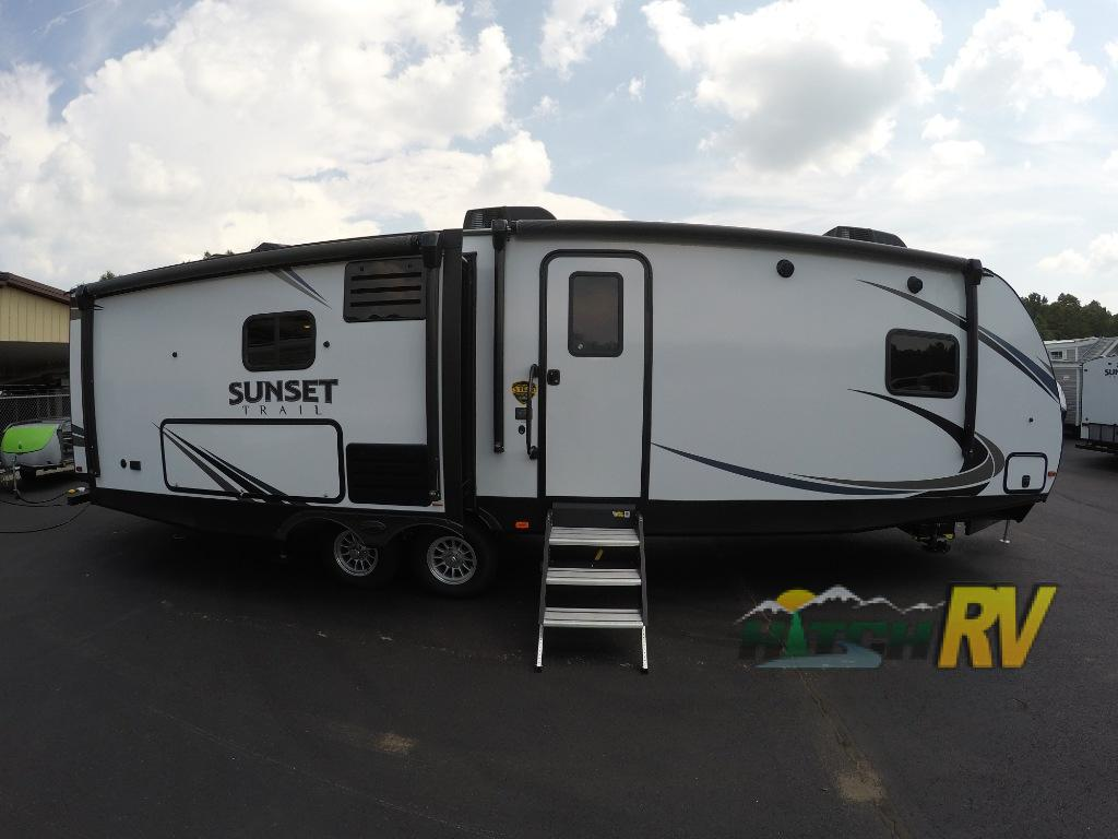 Sunset Trail Travel Trailer For Sale