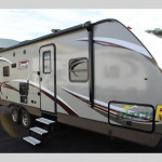 Coleman Travel Trailer Used