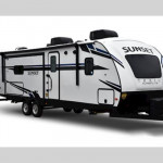 Crossroads Sunset Trail Travel Trailer Exterior