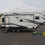 Cruiser Aire Fifth Wheel Exterior