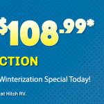 Winterization Hitch