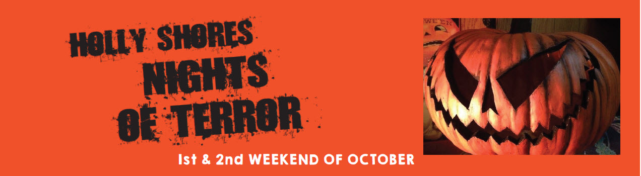 Holly Shores Cape May Events October
