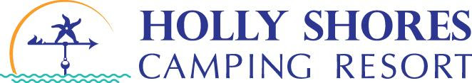 Holly Shores Camping Resort Best of Cape May 2018 RV Camping Logo