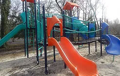 Holly Shore Camping Resort Campground Amenities Two Playgrounds