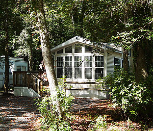 Cottage Rentals in Cape May Holly Shores Cabins