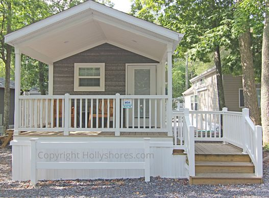 Cottage Rentals in Cape May Holly Shores Tiny House