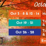 Holly Shores Camping Resort Cape May Halloween Events Banner