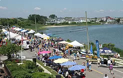 Local Attractions near Cape May and Wildwood, NJ Festivals Holly Shores Camping