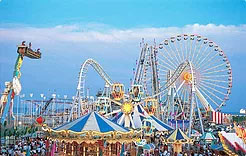 Local Attractions Cape May and Wildwood, NJ Holly Shores Camping