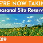 2019 Camping Reservations Seasonal Sites At Holly Shores