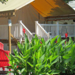 Glamping Tents Holly Shore Cape May New Jersey