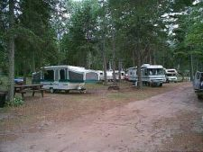 RV campground etiquette neighbor