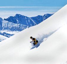 RV Park Skiing Colorado