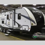 CrossRoads Sunset Trail Super Lite Travel Trailer