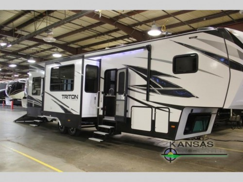 Dutchmen Triton Toy Hauler Review Kansas Rv Center