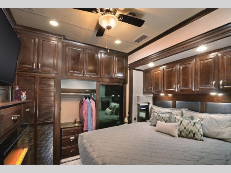 riverfront bedroom