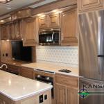 mobile suites kitchen